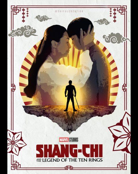 Marvel Shang-Chi Poster Art