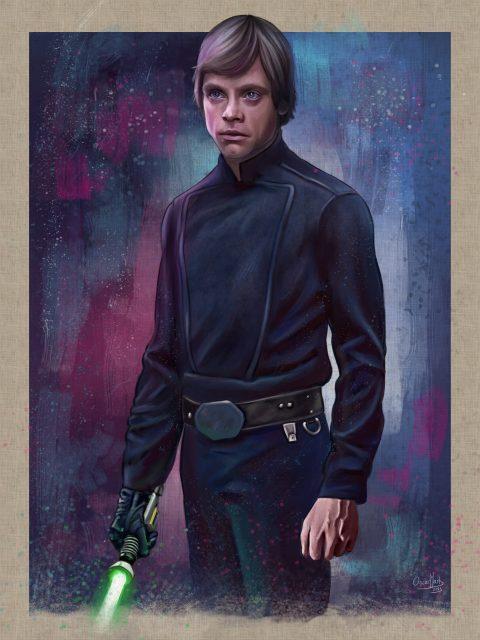 Luke Skywalker VI
