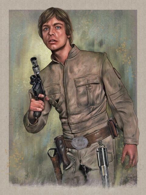 Luke Skywalker V