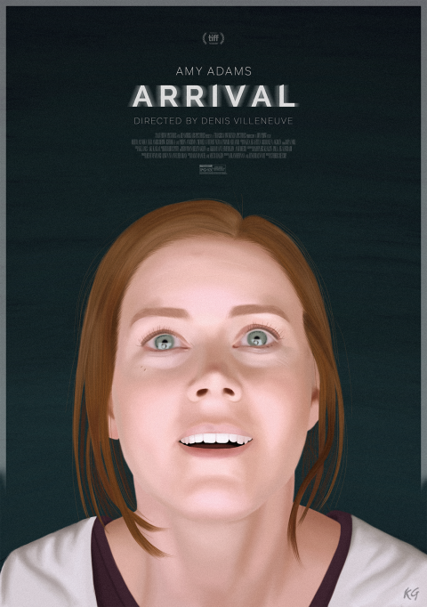 Arrival (2016) – illustrated