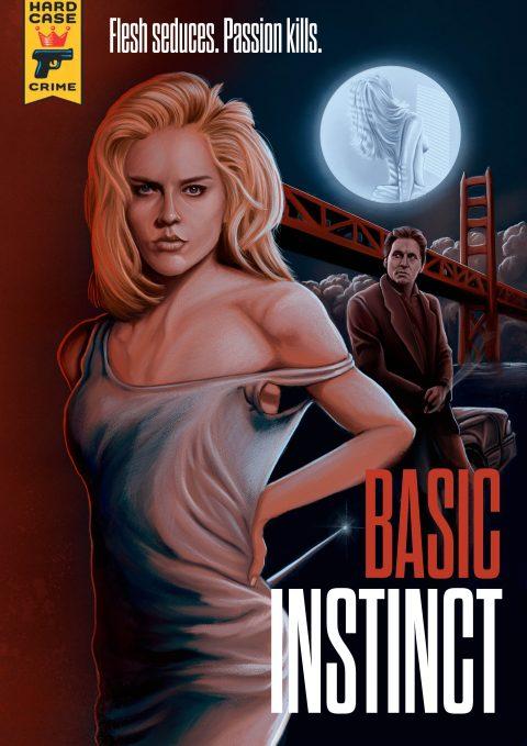 Basic Instinct Book Cover