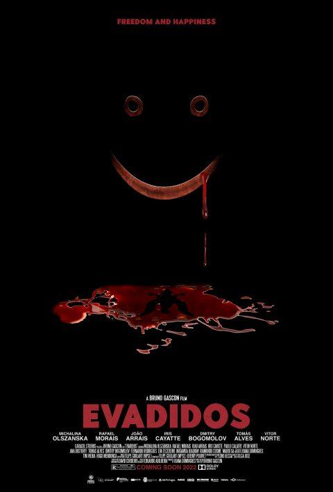 Upcoming Evadidos Movie Alternative Poster
