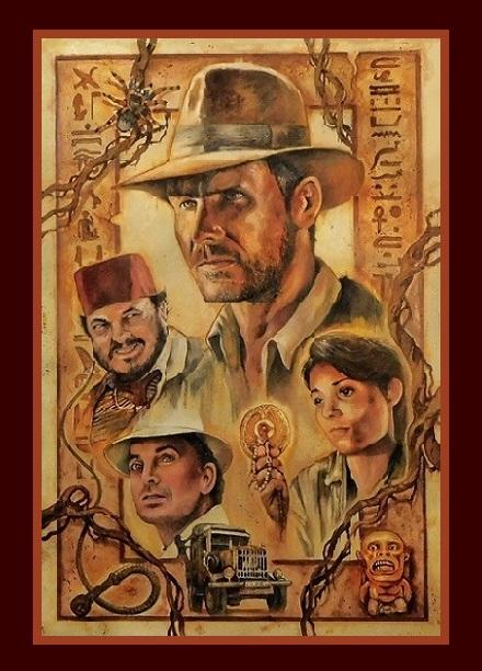Indiana Jones, The Lost Ark