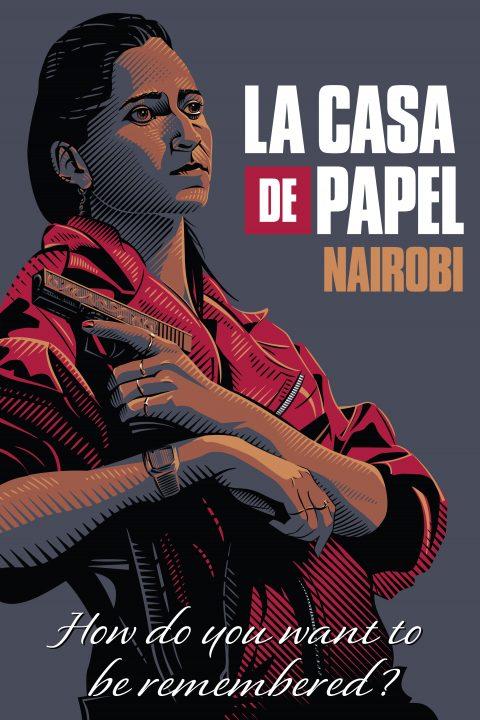 Money Heist:  Nairobi