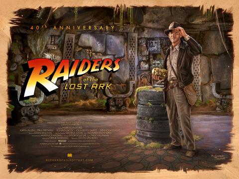 Raiders of the Lost Ark – 40th Anniversary