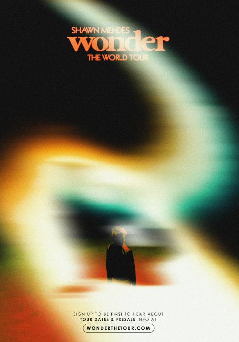 Shawn Mendes – Wonder World Tour