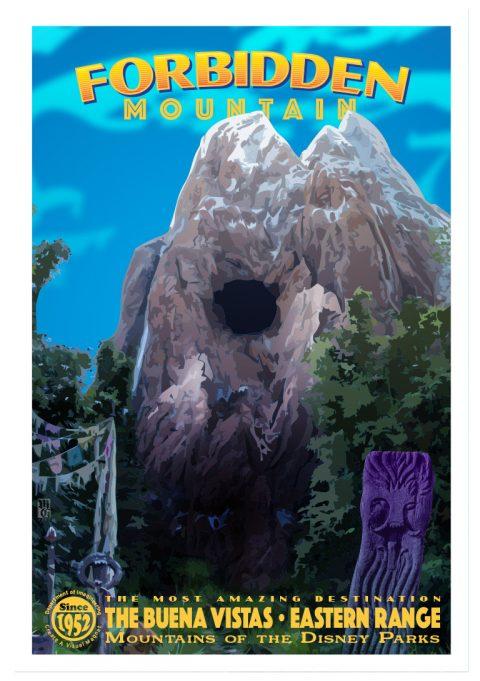 The Most Amazing Destination – Forbidden Mountain