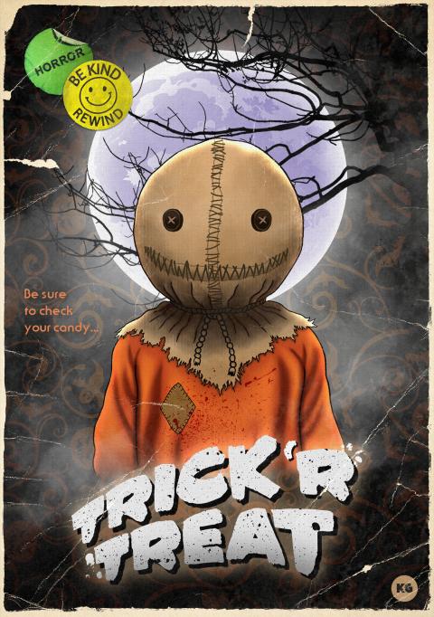 Trick 'R Treat (2007)