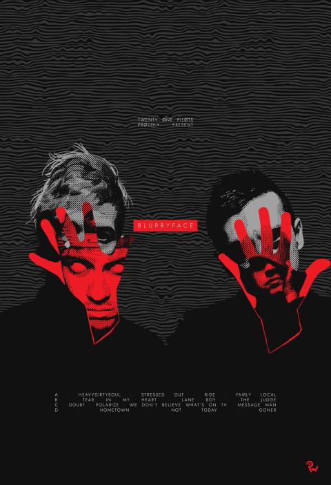 Blurryface – Twenty One Pilots