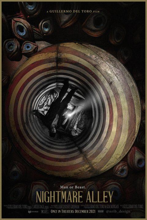 Nightmare Alley (2021) – Teaser Poster