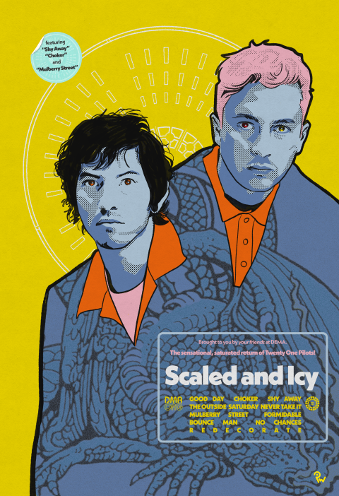 Scaled and Icy – twenty one pilots