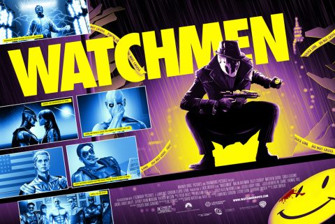 WATCHMEN | Private Commission