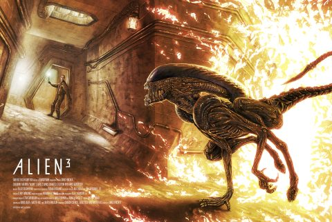 Alien³ AMP