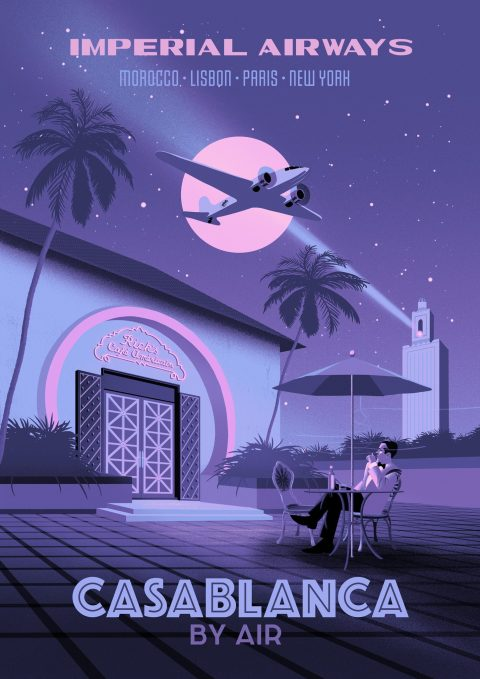 The Most Amazing Destination: Casablanca