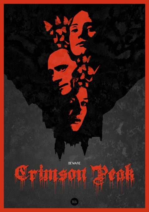 """""""Crimson Peak"""" (2016)"""