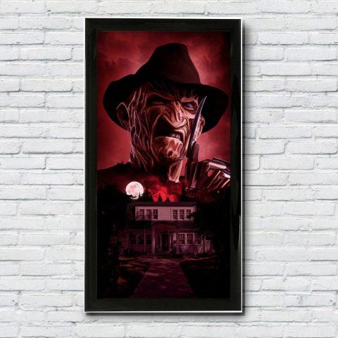 Freddy – nightmare on Elm street