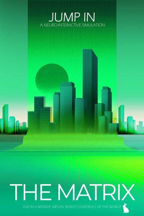 The Most Amazing Destination – The Matrix