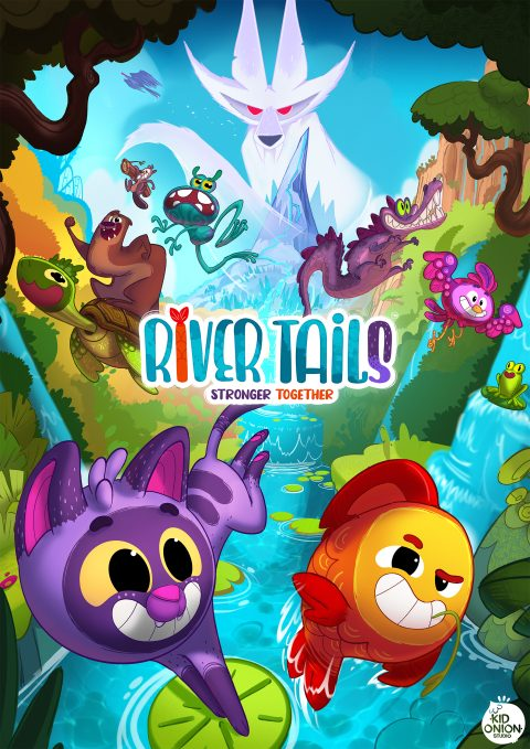 River Tails – Poster