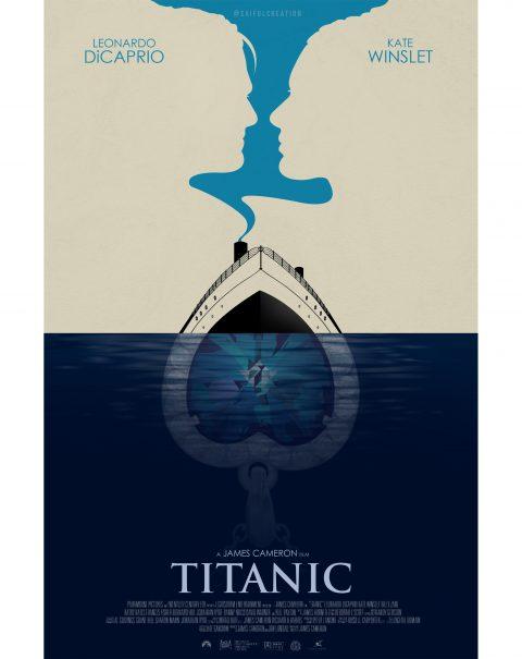 TITANIC Poster Art