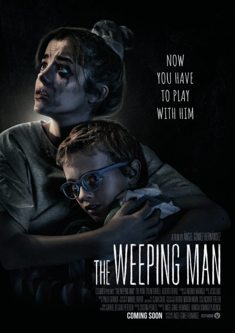 The Weeping Man – Poster