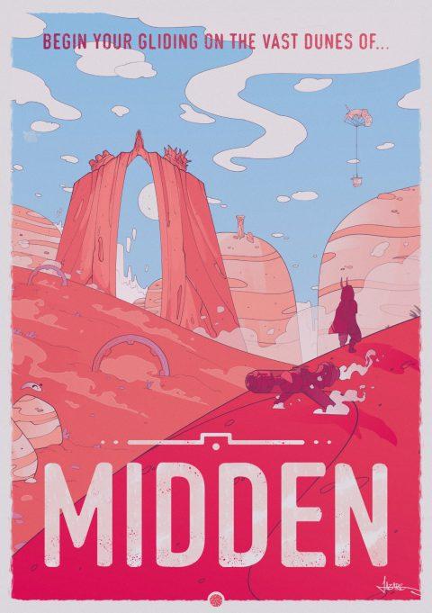 The Most Amazing Destination – Midden